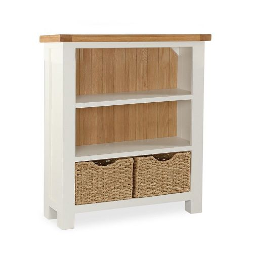 Windsor LOW BOOKCASE